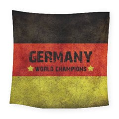 Football World Cup Square Tapestry (large) by Valentinaart