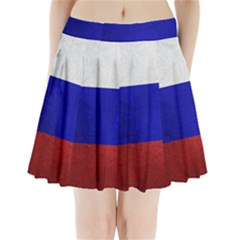 Football World Cup Pleated Mini Skirt by Valentinaart