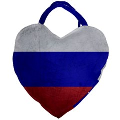 Football World Cup Giant Heart Shaped Tote