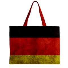 Football World Cup Zipper Mini Tote Bag by Valentinaart