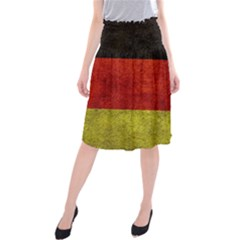 Football World Cup Midi Beach Skirt