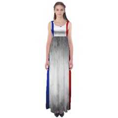 Football World Cup Empire Waist Maxi Dress