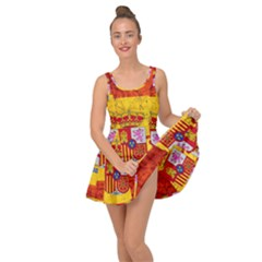 Football World Cup Inside Out Dress