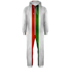 Football World Cup Hooded Jumpsuit (men)