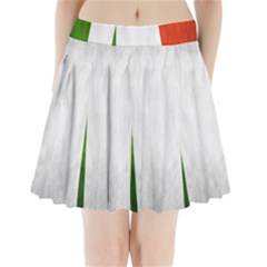 Football World Cup Pleated Mini Skirt