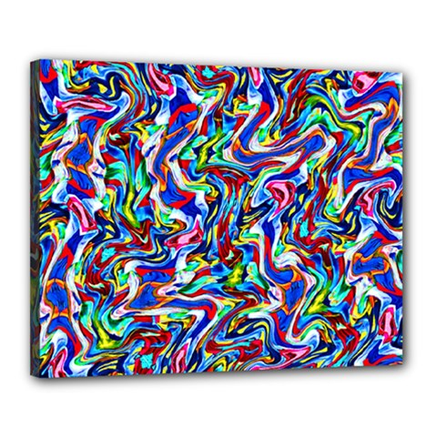 Pattern-10 Canvas 20  X 16