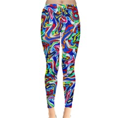 Pattern-10 Leggings