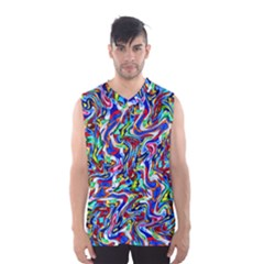 Pattern 10 Men s Basketball Tank Top