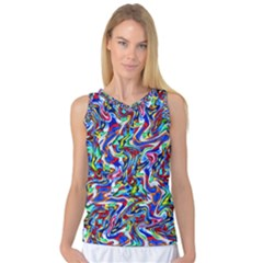 Pattern 10 Women s Basketball Tank Top