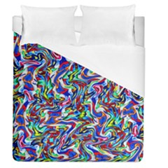 Pattern 10 Duvet Cover (queen Size)