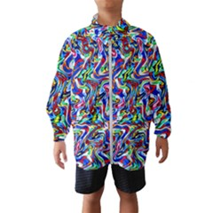 Pattern 10 Wind Breaker (kids)