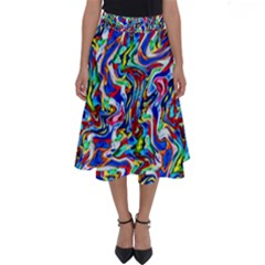 Pattern-10 Perfect Length Midi Skirt