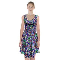 Pattern 10 Racerback Midi Dress
