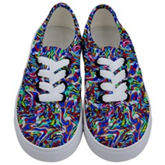 Pattern 10 Kids  Classic Low Top Sneakers