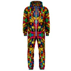 P 786 Hooded Jumpsuit (men)