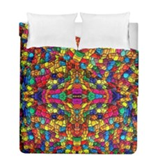 P 786 Duvet Cover Double Side (full/ Double Size)
