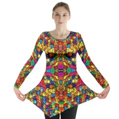 P 786 Long Sleeve Tunic