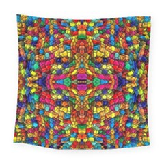 P 786 Square Tapestry (large)
