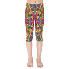 P 786 Kids  Capri Leggings