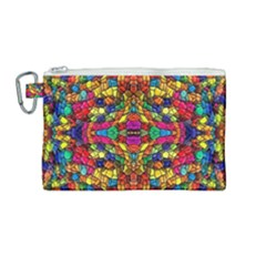 P 786 Canvas Cosmetic Bag (medium)