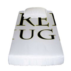 Freehugs Fitted Sheet (single Size)