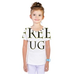 Freehugs Kids  One Piece Tee
