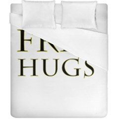 Freehugs Duvet Cover (california King Size)