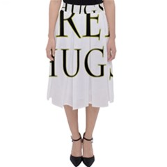 Freehugs Folding Skater Skirt