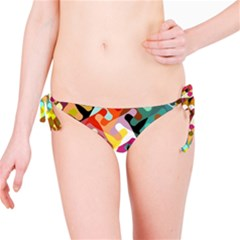 Colorful Shapes                               Bikini Bottom by LalyLauraFLM