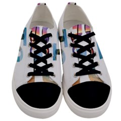 Hawaii Men s Low Top Canvas Sneakers