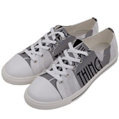 It s A Vulcan Thing Women s Low Top Canvas Sneakers by Howtobead