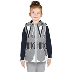 Vulcan Thing Kid s Puffer Vest by Howtobead