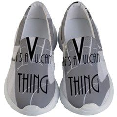 Vulcan Thing Kid s Lightweight Slip Ons by Howtobead