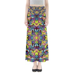 Pattern 12 Full Length Maxi Skirt