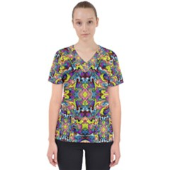 Pattern 12 Scrub Top