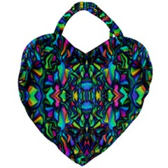 Pattern 14 Giant Heart Shaped Tote