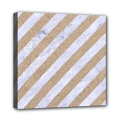 Stripes3 White Marble & Sand (r) Multi Function Bag	 by trendistuff