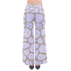 Skin1 White Marble & Sand Pants by trendistuff