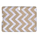 CHEVRON9 WHITE MARBLE & SAND Samsung Galaxy Tab S (10.5 ) Hardshell Case  View1