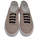 BRICK2 WHITE MARBLE & SAND Men s Classic Low Top Sneakers View1