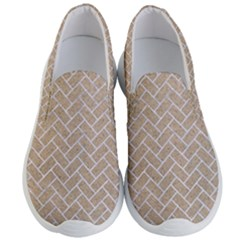 Brick2 White Marble & Sand Men s Lightweight Slip Ons