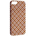 WOVEN2 WHITE MARBLE & RUSTED METAL Apple iPhone 5 Classic Hardshell Case View2