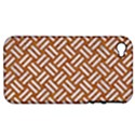 WOVEN2 WHITE MARBLE & RUSTED METAL Apple iPhone 4/4S Hardshell Case (PC+Silicone) View1