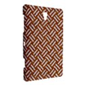 WOVEN2 WHITE MARBLE & RUSTED METAL Samsung Galaxy Tab S (8.4 ) Hardshell Case  View3