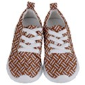 WOVEN2 WHITE MARBLE & RUSTED METAL Kids  Lightweight Sports Shoes View1
