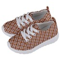 WOVEN2 WHITE MARBLE & RUSTED METAL Kids  Lightweight Sports Shoes View2