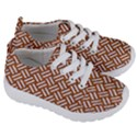 WOVEN2 WHITE MARBLE & RUSTED METAL Kids  Lightweight Sports Shoes View3