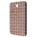 WOVEN1 WHITE MARBLE & RUSTED METAL (R) Samsung Galaxy Tab 3 (7 ) P3200 Hardshell Case  View3