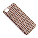 WOVEN1 WHITE MARBLE & RUSTED METAL (R) Apple iPhone 5C Hardshell Case View5