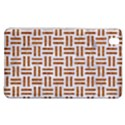 WOVEN1 WHITE MARBLE & RUSTED METAL (R) Samsung Galaxy Tab Pro 8.4 Hardshell Case View1